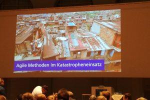 agile Methoden im Katastropheneinsatz