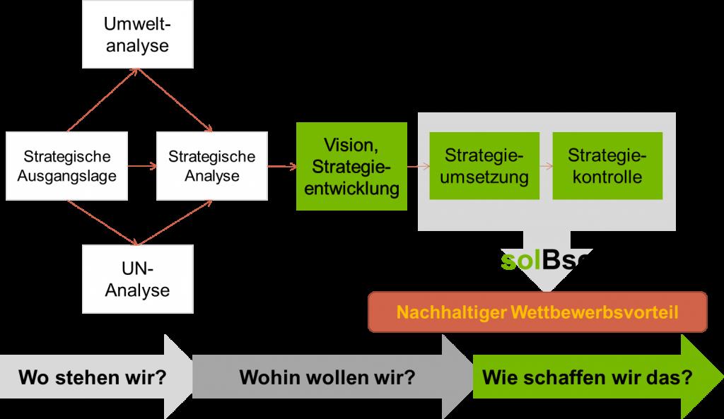 BSC Prozess bei solvistas