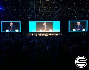 Podiumsdiskussion bei der ISPOR 2019