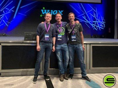 solvistas auf der W-JAX in München 2019