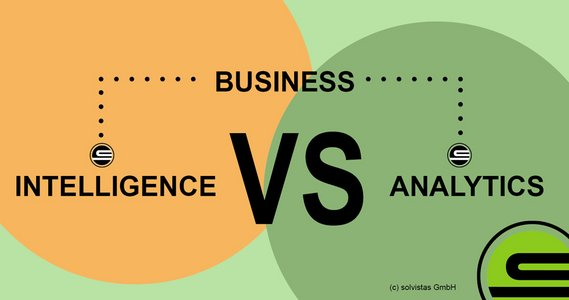 Business Intelligence vs. Business Analytics