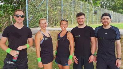 Team solvistas bei der ASKÖ Business Challenge 2019